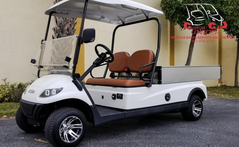 2020 ICON i20U Utility Vehicle w/Dump Bed