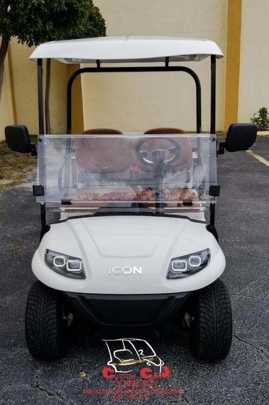 2021 ICON i20U Utility Vehicle w/Dump Bed