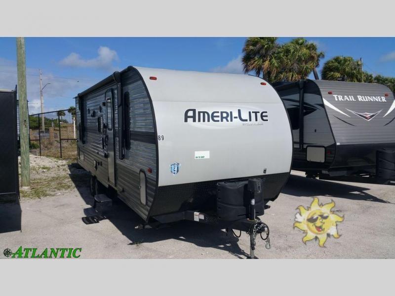 Used 2020 Gulf Stream RV Ameri-Lite Ultra Lite 255BH