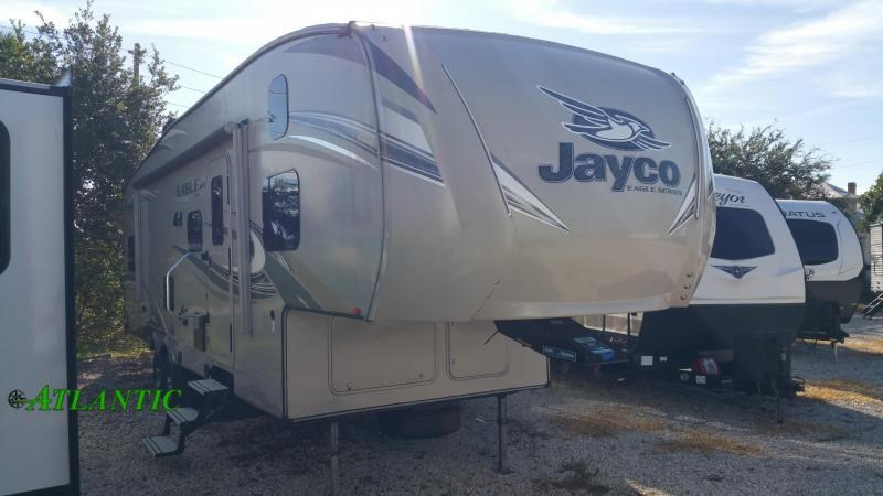2018 Jayco Eagle HT 29.5FBDS Fifth Wheel Campers RV