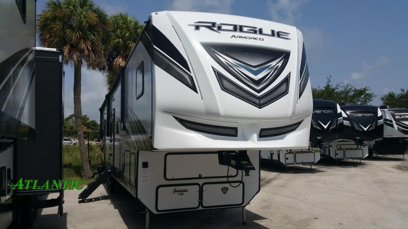 New 2021 Forest River RV Vengeance Rogue Armored VGF4007G2