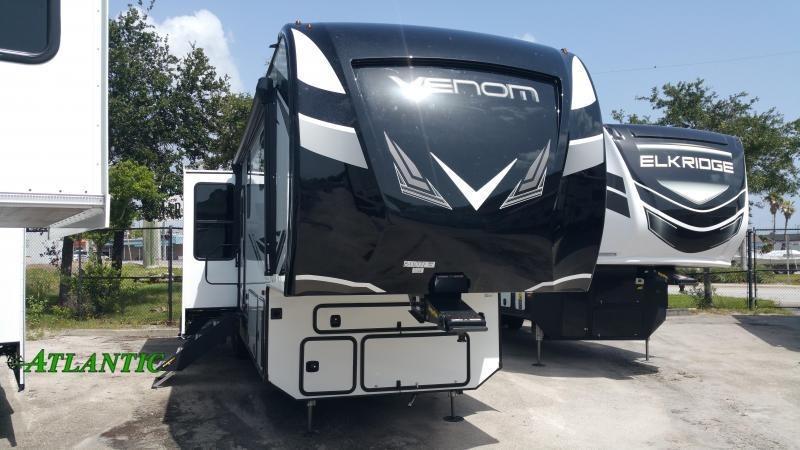 2022 K-Z RV Venom 4013tk Toy Hauler RV