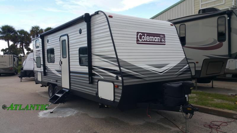 2020 Dutchmen Mfg Coleman Lantern LT 274BH Travel Trailer RV