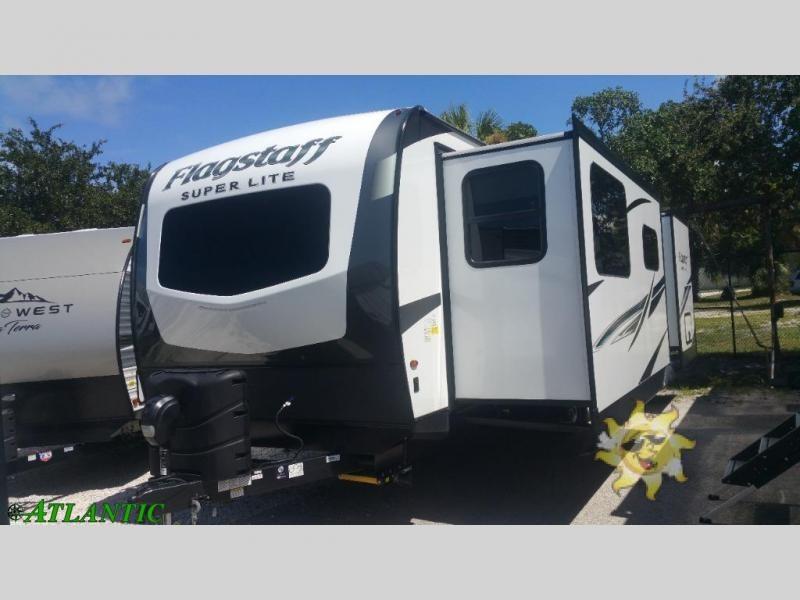 2021 Forest River Flagstaff Super Lite 26FKBS