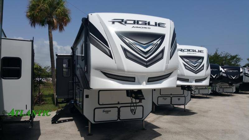 New 2021 Forest River RV Vengeance Rogue Armored VGF383G2