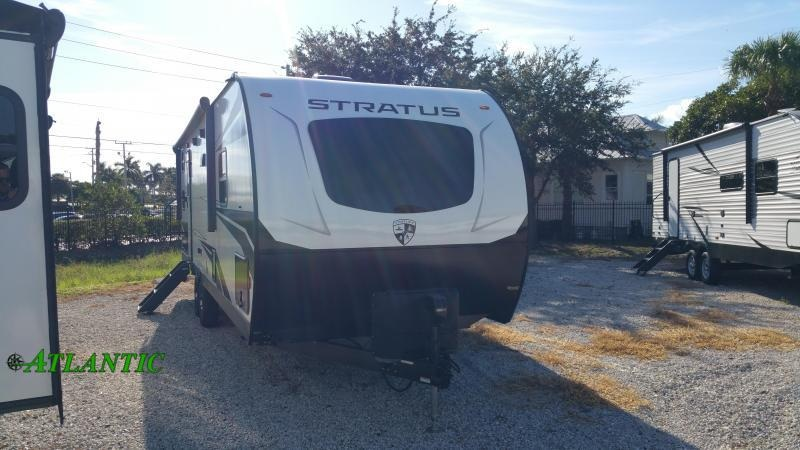 2021 Venture Stratus SR281VBH Travel Trailer RV