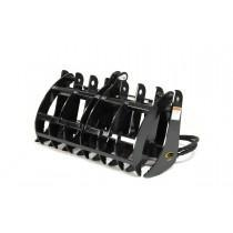 Grapple - Mini Skid Steer Attachment