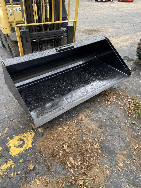 "72"" Low Profile Bucket"