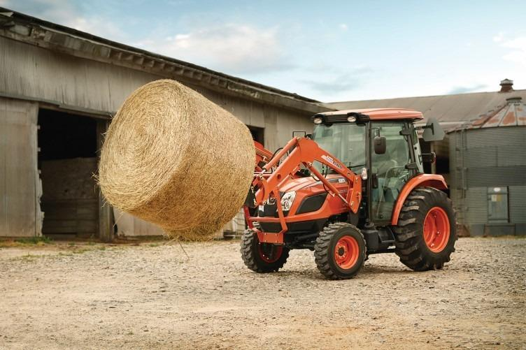 NX5010HB Kioti Tractor
