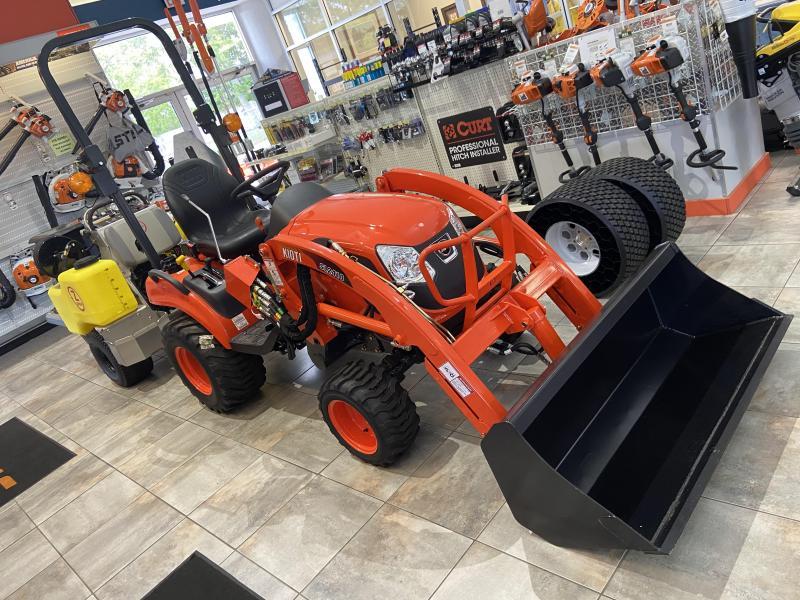 Kioti CS2510 Sub Compact Tractor