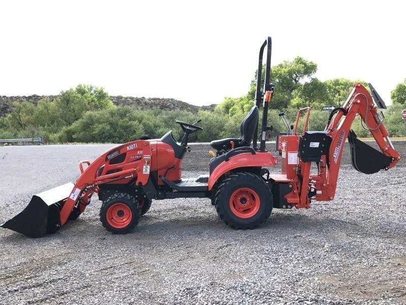 Kioti CS2510HBSF Tractor