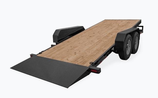 2021 Sure-Trac 82x18+4 Tilt Equipment Trailer