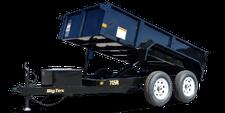 Big Tex 90SR-10 Dump Trailer