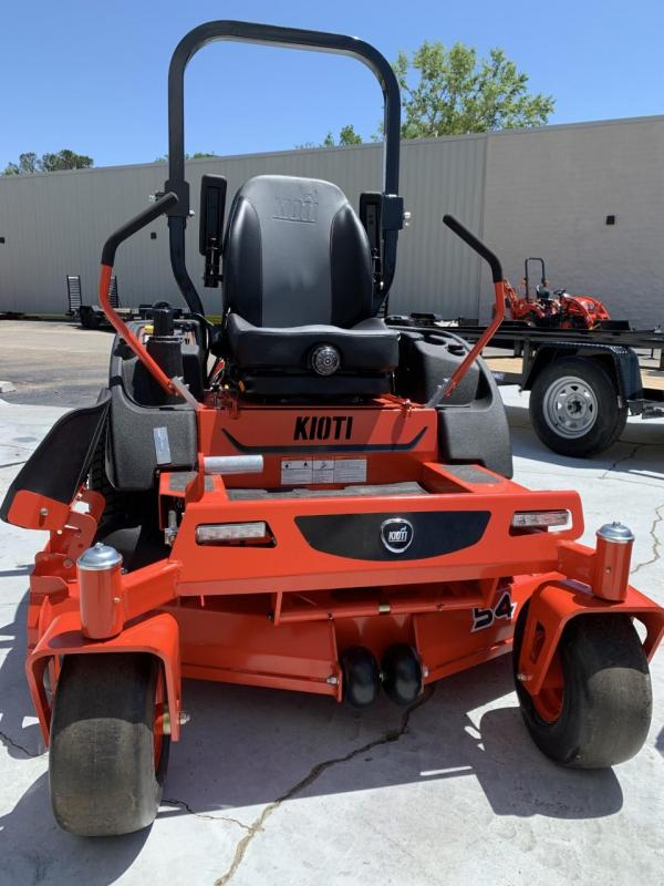 "2021 Kioti ZXC 54"" Zero-Turn Mower"