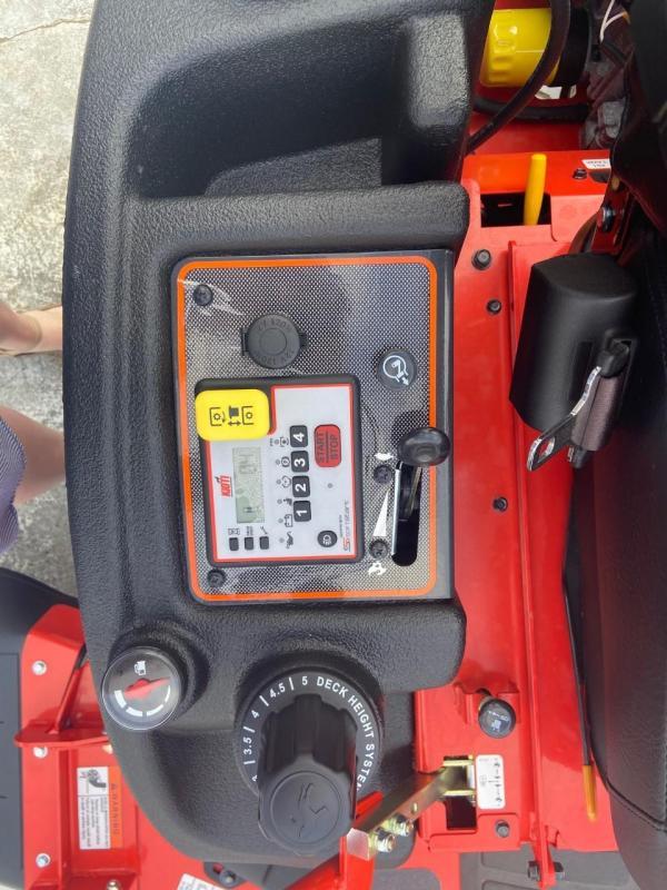 """Kioti ZXC 54"""" Zero-Turn Mower"""