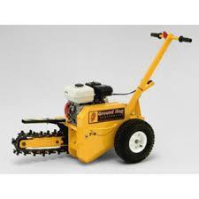 Groundhog Mini Trencher