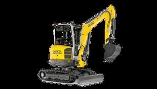 Wacker Neuson EZ 2.8 Mini Excavator