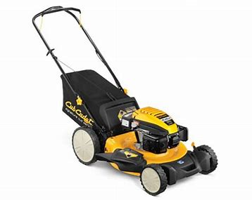 Cub Cadet SC 300 SIGNATURE CUT SELF-PROPELLED LAWN MOWER