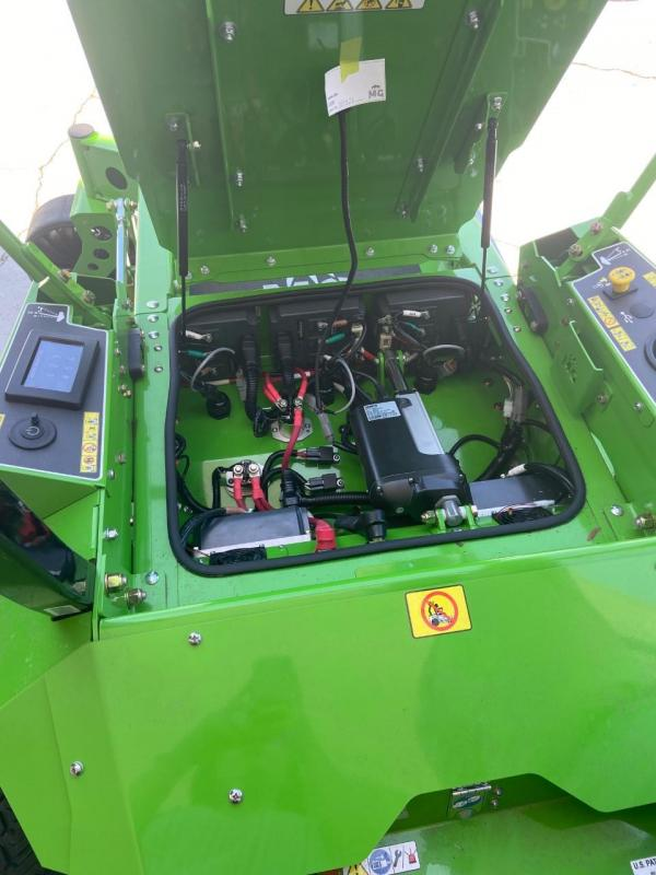 """Mean Green Rival 60"""" Electric Zero Turn w/ Rear Discharge"""