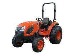 Kioti CK4010 Compact Tractor Manual