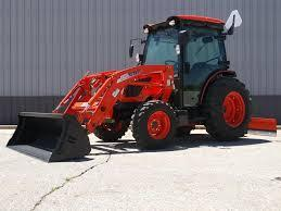 Kioti DK6010SEHCB Cab Tractor