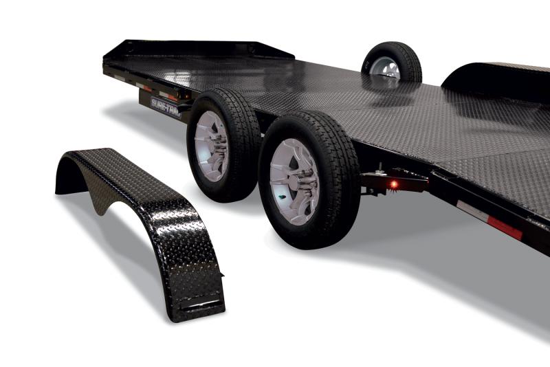 2021 Sure-Trac 82 X 18 Car Hauler Trailer