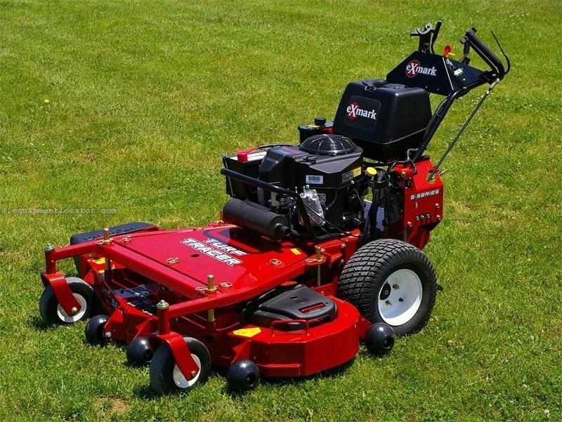 "Exmark Turf Tracer S-Series 52"" Self Propelled Walk Behind"