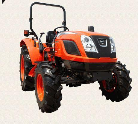 Kioti NX5510MB w/ ROPS Tractor