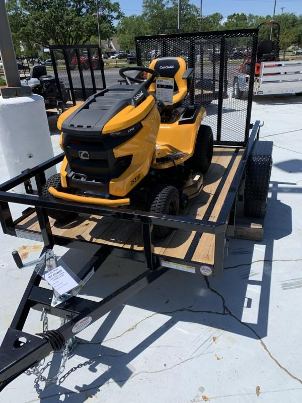 Cub Cadet LX42 + Trailer Package