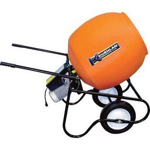 Portable Electric Concrete Mixer