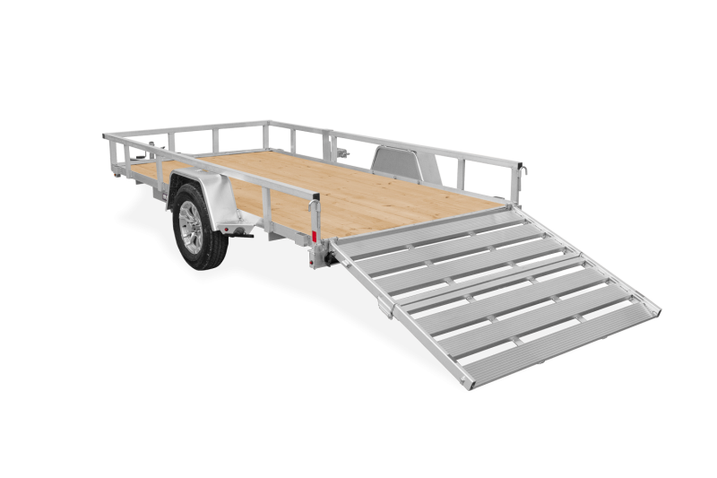 2021 Sure-Trac 6X12 3K Idler Utility Trailer