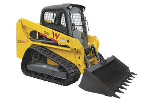Wacker Neuson ST28 Skid Steer Tracked Loader