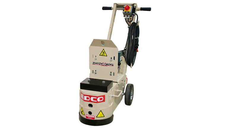 "EDCO 10"" SINGLE DISC FLOOR GRINDER"