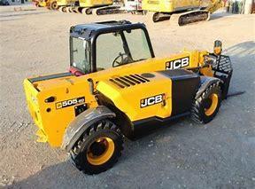 JCB 505-20 Telehandler (11k Lbs)