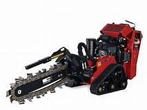 Toro TX-250 Trencher