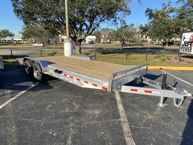 Sure-Trac Aluminum 10K 82X20 (16+4) Car Hauler