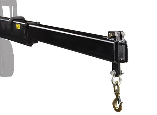 Forklift Attachment - Forklift Jib Boom