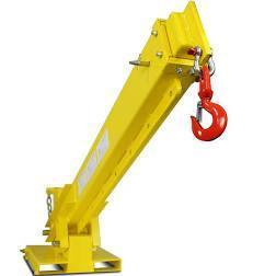 Forklift Attachment - Forklift Jib Boom