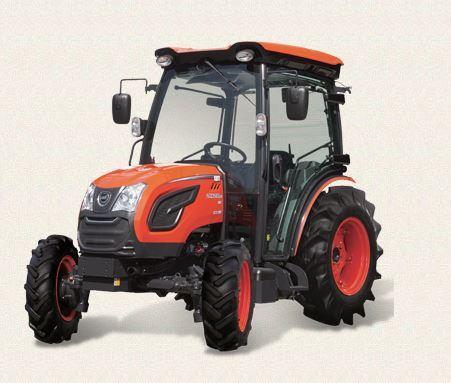 Kioti DK4710SEHCB Tractor