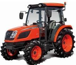 Kioti NX5010HCB Utility Tractor