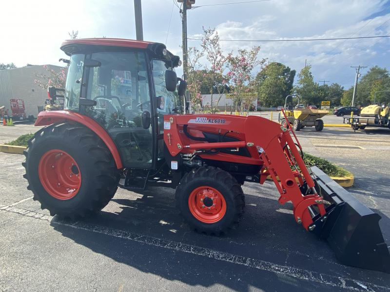 Kioti NX5510MCB Cab Tractor