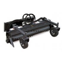 Dingo Harley Rake - Mini Skid Steer Attachment