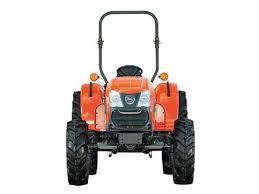 Kioti DK4710SEHB ROPS Tractor