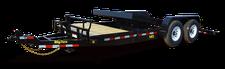 Big Tex 14TL-20 Equipment Trailer
