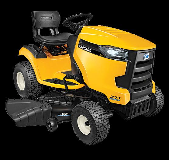 "Cub Cadet XT1 LT50"" Lawn Tractor Lawn Equipment"