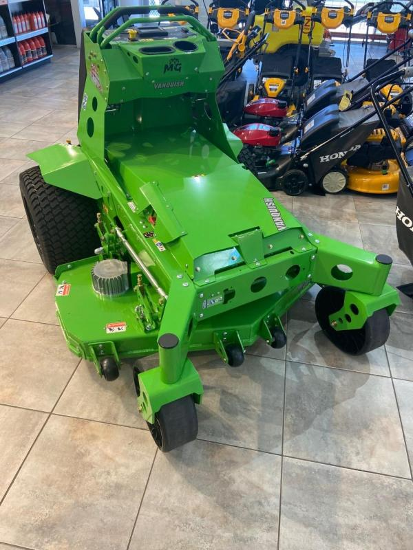 """Mean Green 52"""" Stand On Electric Mower"""