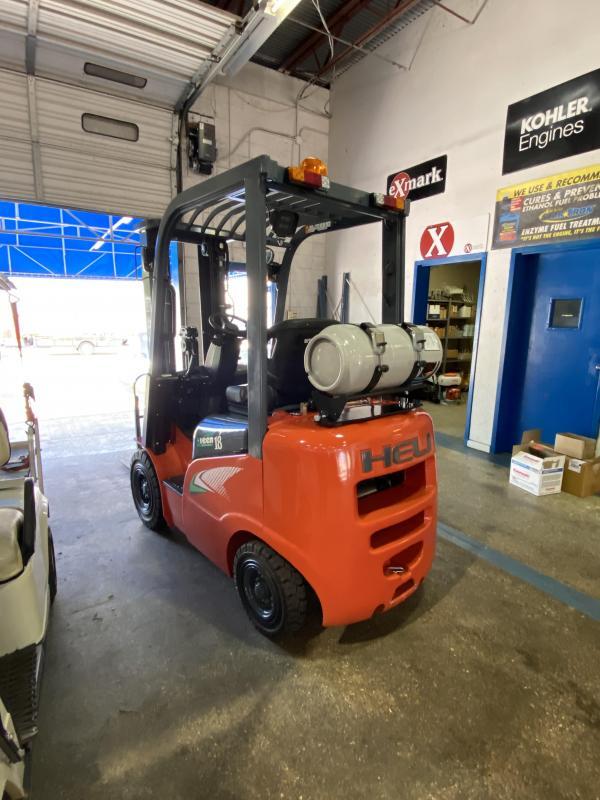 Heli LPG Forklift