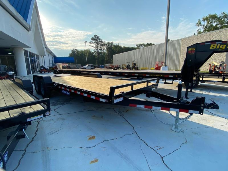 Sure-Trac 7 x 17+3 Universal Ramp Equipment Trailer