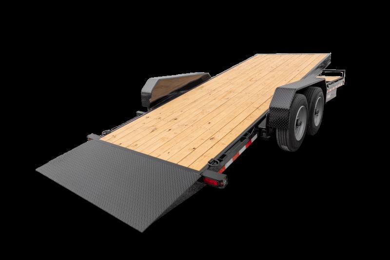 2021 Sure-Trac 82X18 Tilt Equipment Trailer