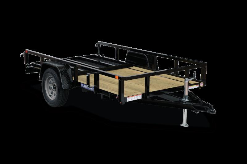 Sure-Trac 7 x 12 Utility Trailer
